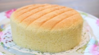 getlinkyoutube.com-How To Make Soft Sponge Cake