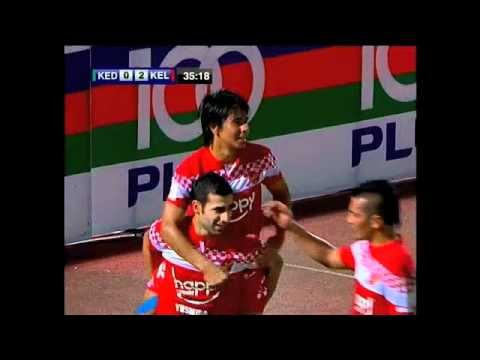Liga Super 2012 - Kedah 0 - 3 Kelantan