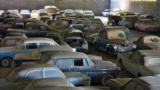 getlinkyoutube.com-Massive Barn Find in Portugal