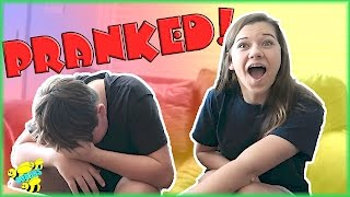 😂 EASY PRANK TO DO AT HOME WITH KIDS ADULTS SISTER BROTHER AND SCHOOL! 😂 ~ VLOG