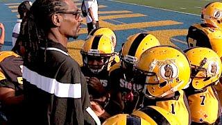 getlinkyoutube.com-Snoop Dogg DV Steelers  - SYFL SuperBowl 2014