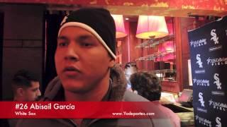 Avisail Garcia el refuerzo venezolano de los Medias Blancas