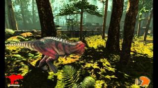 getlinkyoutube.com-Primal Carnage Beta - Tyrannosaurus Play Test