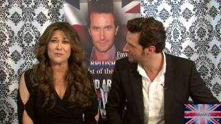 getlinkyoutube.com-Richard Armitage: Out-takes, Interview with Host Marlise Boland