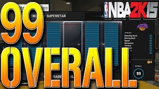 getlinkyoutube.com-NBA 2K15 Tips: How To Get ALL UPGRADES In MyCareer GLITCH - HOW TO GET 99 OVERALL FAST AND EASY