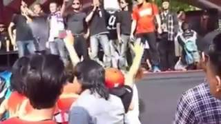 getlinkyoutube.com-Konser Dewi Kirana_Di Tainan Ricuh Tawuran