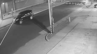 Sale a la luz un video previo a la balacera en la que murió el policía Gary Michael