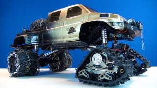 getlinkyoutube.com-RC ADVENTURES - RC4WD EVO Predator Tracks & PROJECT OVERKiLL?!  AWESOME!