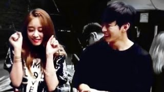 getlinkyoutube.com-[FMV] Hongbin X Jiyeon ♥ I Feel You