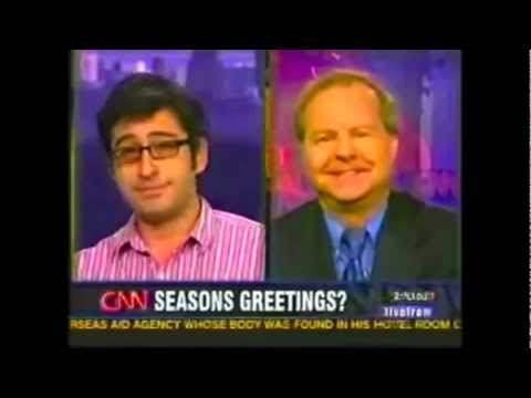 Sam Seder's WAR ON CHRISTMAS