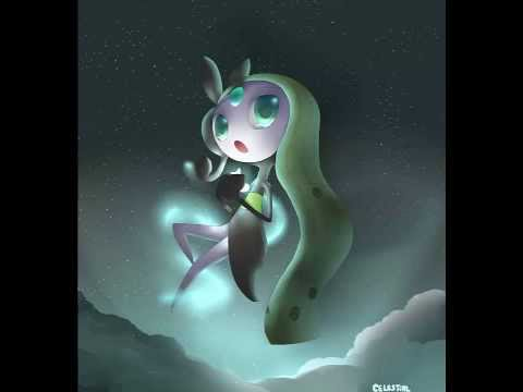 Meloetta's Song of the Sunset Cover~ By Sigriid