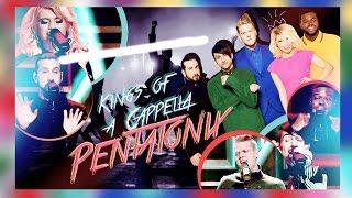 getlinkyoutube.com-Pentatonix ✘ Kings of a Cappella ✘ Daft Punk