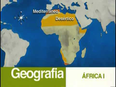 Aula 12 - Geografia I - África Quadro Natural e Humano