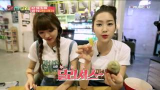 getlinkyoutube.com-[150918] MBC - Oh My Girl Cast Ep. 5
