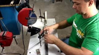 getlinkyoutube.com-Transformando uma serra Mármore em uma Policorte