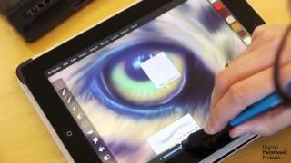 getlinkyoutube.com-Wacom Intuos Creative Stylus Test / Review