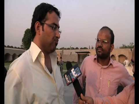 Iraqi Journalist Muntadhar Al Zaidi's Exclusive Interview in India 5th June 2011