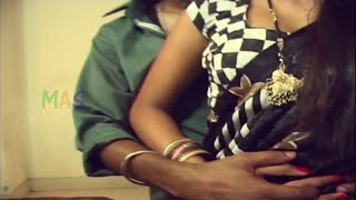 getlinkyoutube.com-Hot Tamil Housewife Romance With Her Servant - Caught By Husband