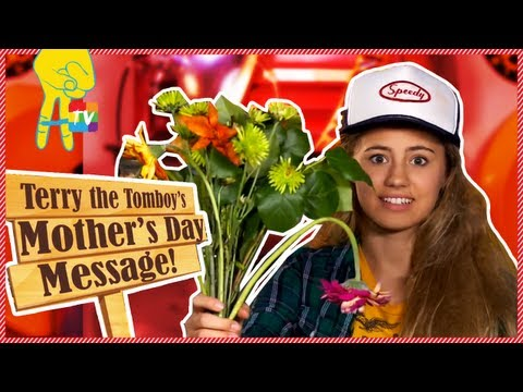 Mother's Day with Terry the Tomboy (Liamariejohnson)