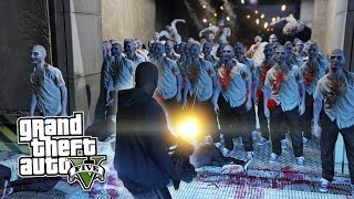 getlinkyoutube.com-GTA 5 PC Mods - ZOMBIES MOD + APOCALYPSE SURVIVAL! GTA 5 Zombies Mod Gameplay! (GTA 5 Mods Gameplay)