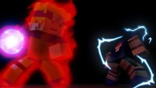 getlinkyoutube.com-Minecraft: QUAL O MELHOR ? - NARUTO OU SASUKE ‹ Ine ›