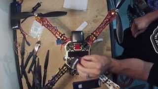 getlinkyoutube.com-15 Multirotor Tips when building and flying - Quadcopter / Hexacopter / Octocopter