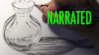 getlinkyoutube.com-How to Draw Glass [Narrated Step-by-Step]