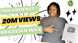 FULL BRAZILIAN   Warm Wax VS Hard Wax