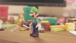 getlinkyoutube.com-S.H.Figuarts スーパーマリオシリーズ(SUPER MARIO SERIES) プロモ映像 / Promotion Movie