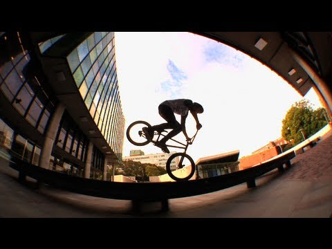 Wizard of Aus - BMX and HARD knocks - Episode 1