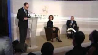 getlinkyoutube.com-Syria's First Lady Asma Al Assad In Paris Part 1 - 2010(Inetrnational Diplomatic Academy)