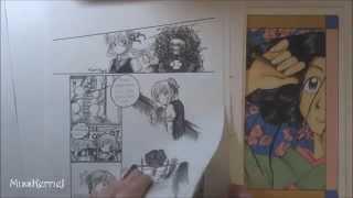 getlinkyoutube.com-My Old Art (Part 2 - Comics/Manga)