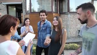 getlinkyoutube.com-Cem Belevi - İnadına Aşk Kamera Arkası Görüntüleri