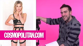 "Clueless Guys React to What Women Call ""Fashion"" 