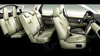 getlinkyoutube.com-Land Rover Discovery Sport INTERIOR New Land Rover LR2 Interior Commercial LR L550 CARJAM TV 4K 2015