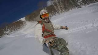 Snowboarding In Hokkaido Japan Pt. 2 Rusutsu By Shredos Locos