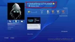 getlinkyoutube.com-PlayStation 4 (PS4 Tutorial): How to add PSN and PSN+ PLUS Redeem Codes?