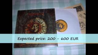 the rarest and most expensive progressive rock vinyl records (lps) - pt 1