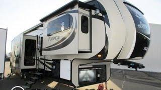 getlinkyoutube.com-HaylettRV.com - 2016 Jayco Pinnacle 38FLSA Front Living Room Fifth Wheel