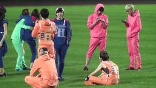 getlinkyoutube.com-130903 아육대77 TEENTOP EXO