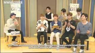 getlinkyoutube.com-[ENG SUB] 150430 인피니트 Infinite nico nico Live 24時間 Ending Segment & Sunggyu surprise