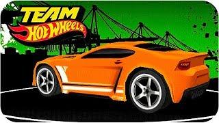 getlinkyoutube.com-Hot Wheels Night Racer - Hot Wheels Game For Kids [LittleKidsTV]