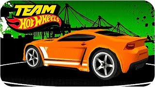 getlinkyoutube.com-Hot Wheels for Kids - Hot Wheels Night Racer [Little Kids TV]