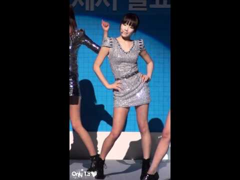 [Fancam] 110118 Taeyeon SNSD - Visual Dreams@2nd Gen Intel CP Conference