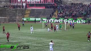 Karagümrük-Sakaryaspor maç özeti