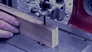 Why I Never Use A Fence With The Bandsaw