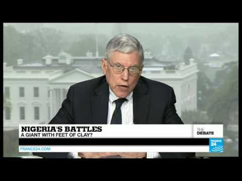 John Campbell on Goodluck Jonathan and Nigeria - #F24Debate