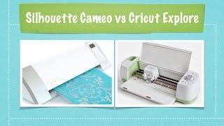 getlinkyoutube.com-Silhouette Cameo VS Cricut Explore (An Unbiased Comparison and Overview)