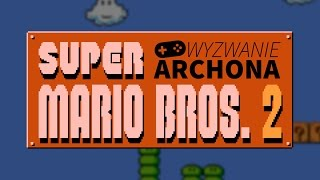 getlinkyoutube.com-Super Mario Bros. 2 | Wyzwanie Archona