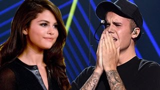 getlinkyoutube.com-MTV VMAs 2015 - Justin Bieber CRIES For Selena Gomez While Performing At MTV VMA's 2015